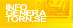 Logotyp för Infogeneratorn.se.